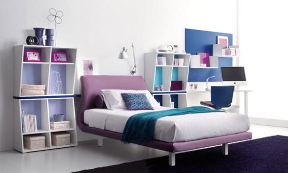 bedroom ideas minimalis girls