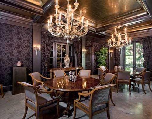 interior lebron james house