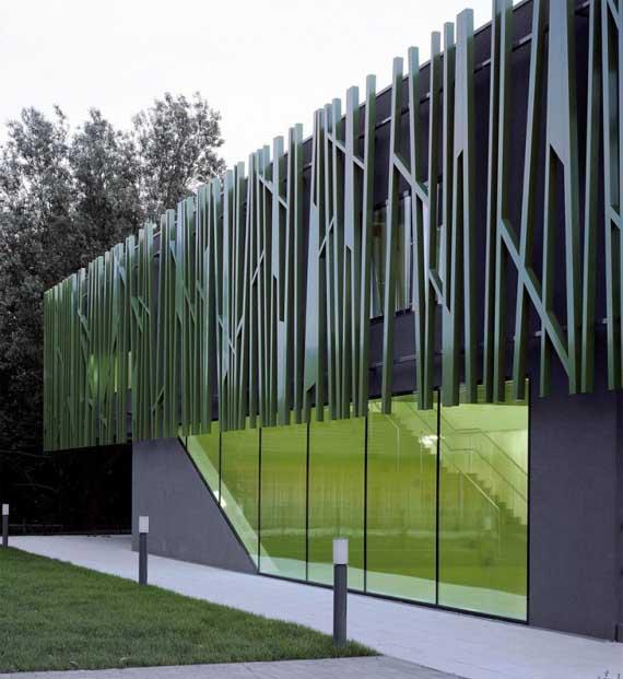 Architectural Education Building Kindergarten, Modern Kindergarten Sighartstein by kadawittfeldarchitektur