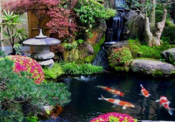 Cool Small Garden