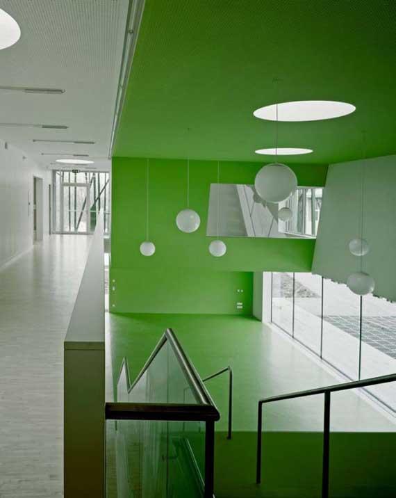 interior design Kindergarten, Modern Kindergarten Sighartstein by kadawittfeldarchitektur