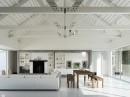 White Living Room By Krzysztof