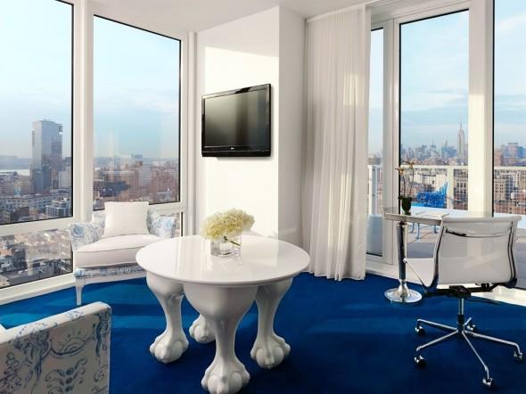 Living Mondrian Soho Hotel