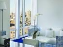 Modern Mondrian Soho Hotel