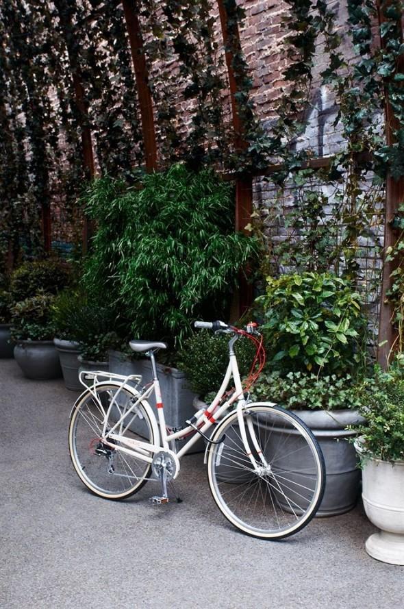 Vertical Garden Mondrian Soho Hotel
