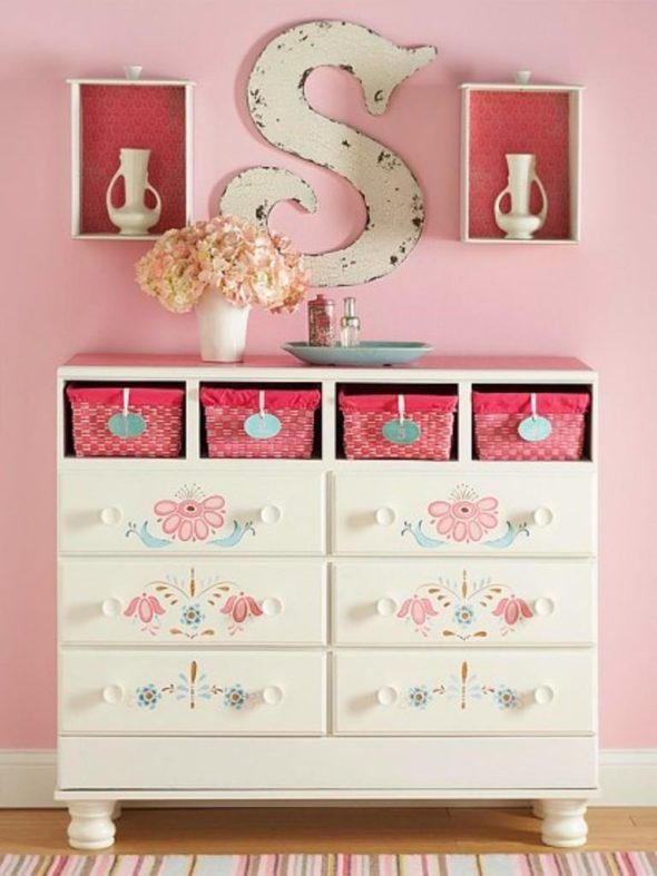 Dresser, After - Reusing Furniture for Your Home Decoration