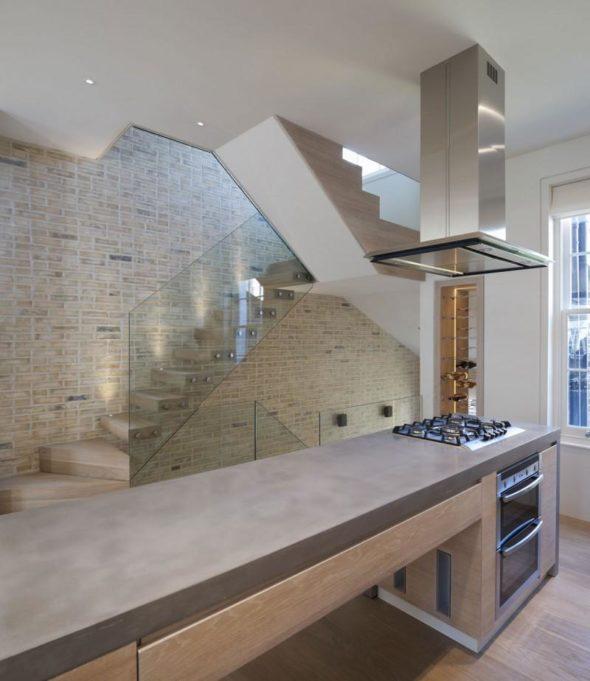 Kitchen Butterfly Loft Apartment