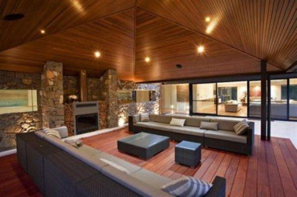 Luxury Home Design Living Room