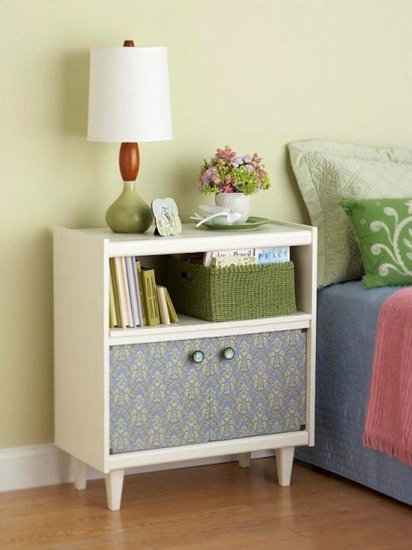 Media Cabinet, After - Reusing Furniture for Your Home Decoration