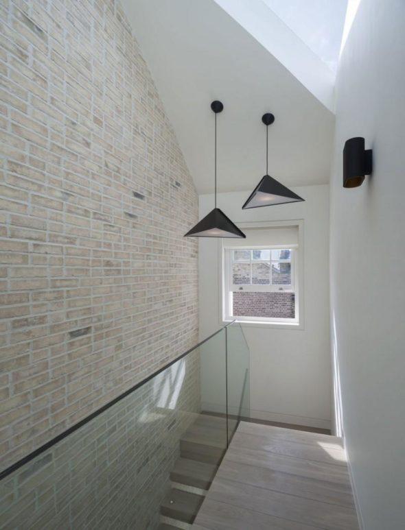 Minimalist Modern Stairs - Butterfly Loft Apartment