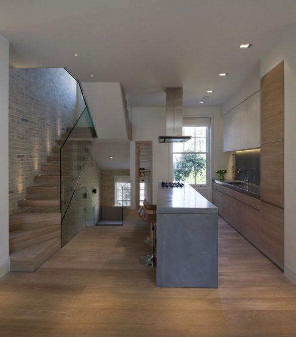 Modern Butterfly Loft Apartment