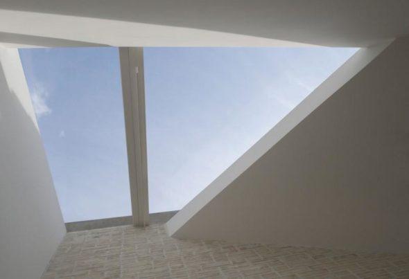 Modern Windows - Butterfly Loft Apartment