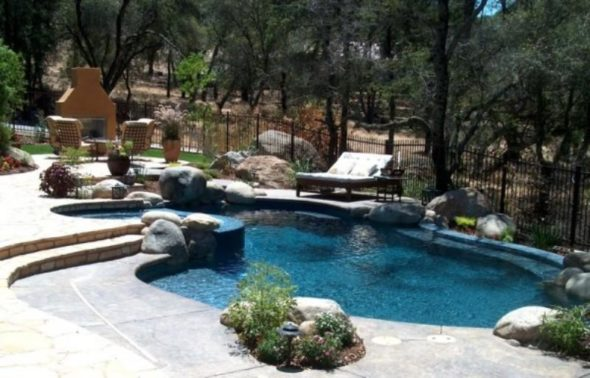 Nature Design - Outdoor Pool Ideas