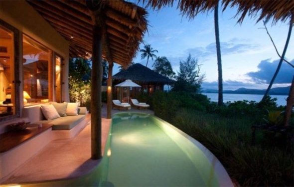 Outdoor Pool Hotel Ideas