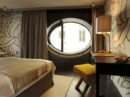 Oval Windows - New Design Topaz Hotel in Vienna