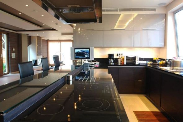 Splendid Kitchen Design Ideas - Luxurious Home Design