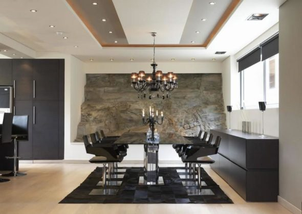Stupendous Lavish Dining Area - Luxurious Home Design