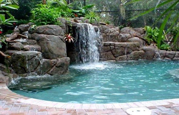 Swimming Pool Oasis - Outdoor Pool Ideas