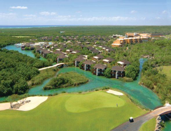 Amazing Fairmont Mayakoba Resort