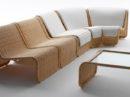 Corner Sofa Set with Coffee Table