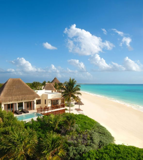 Exotic Fairmont Mayakoba Resort