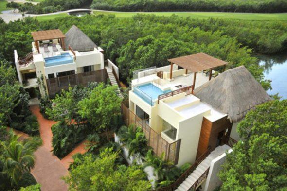 Exterior - Fairmont Mayakoba Resort