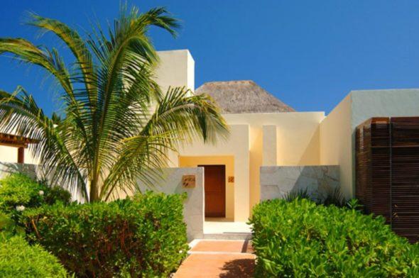 Garden - Fairmont Mayakoba Resort