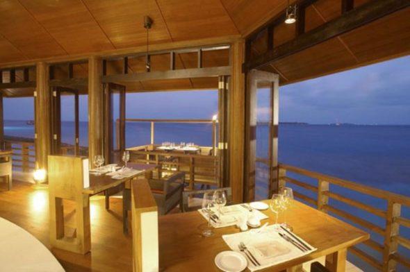 Lily Hotel Maldives - Restaurant