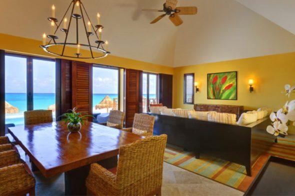 Living Area - Fairmont Mayakoba Resort