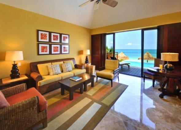 Living - Fairmont Mayakoba Resort