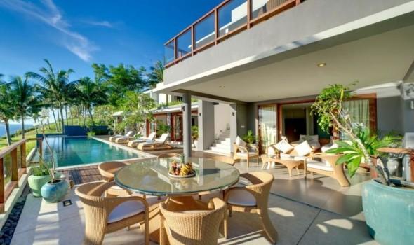 Malimbu Cliff Villa - Exterior