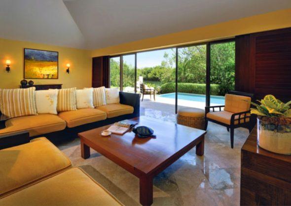 Modern Living - Fairmont Mayakoba Resort