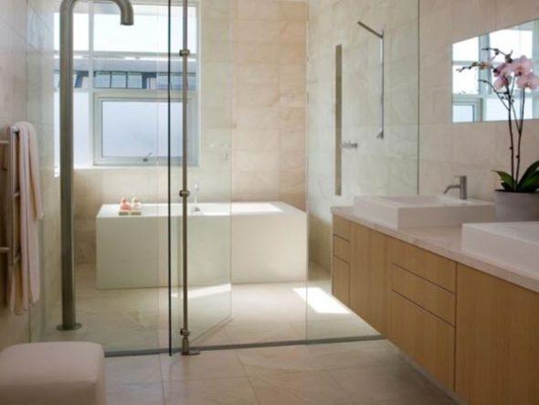 Modern Luxury House Design Bathroom