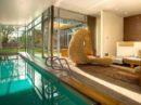 Modern Luxury House Design Indoor Lap Pool