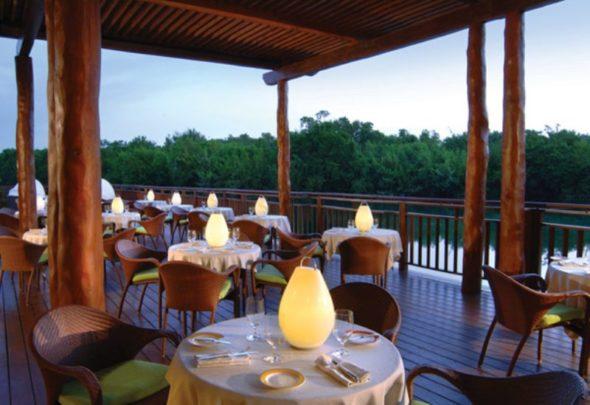Restaurant - Fairmont Mayakoba Resort
