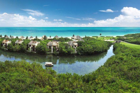 River - Fairmont Mayakoba Resort