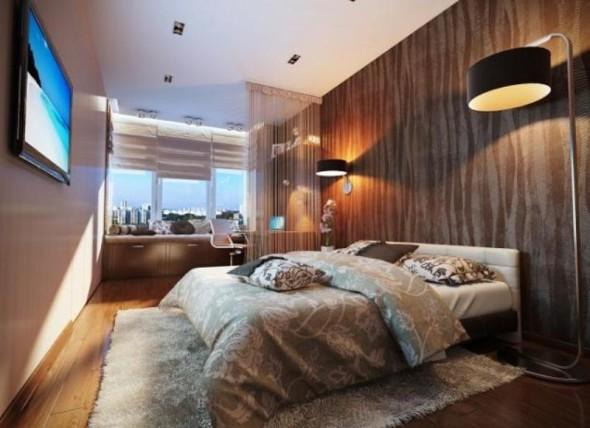 Focus Accent Wall Decor Bedroom