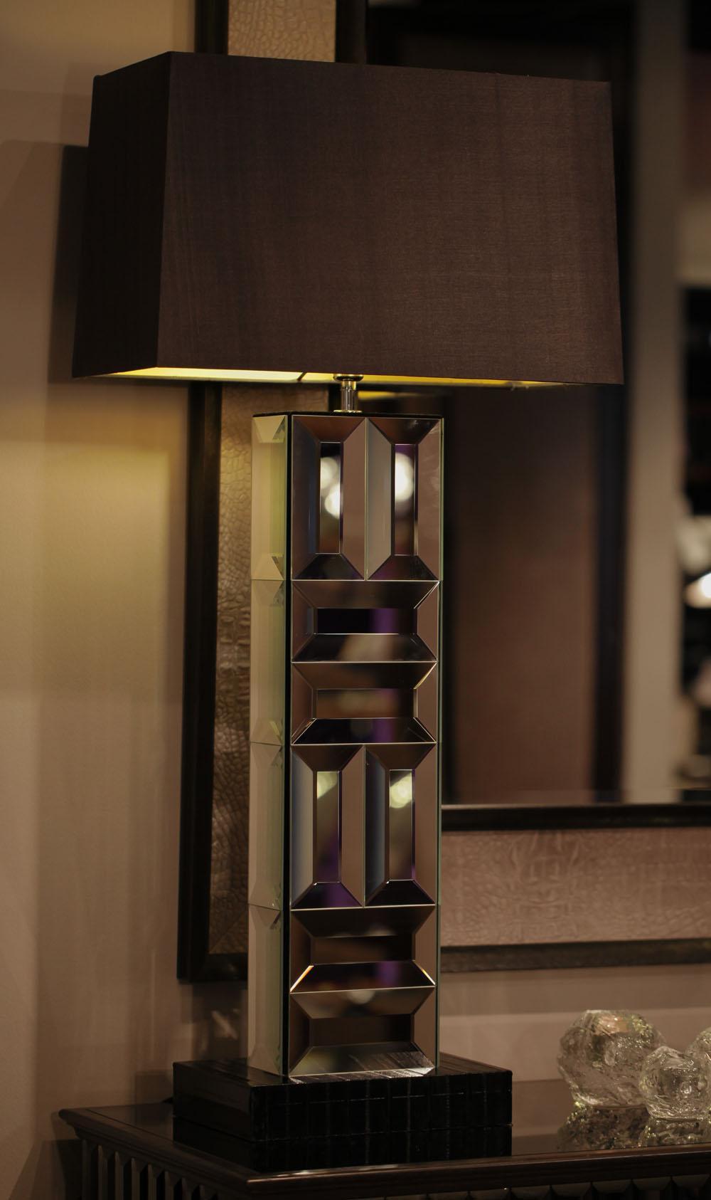Column Lantern Lamp