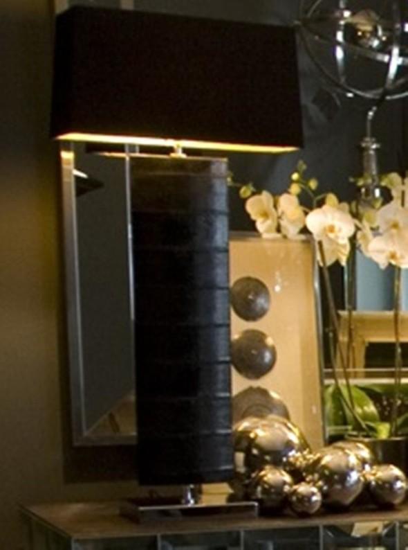 Luxury Column Lantern Lamp