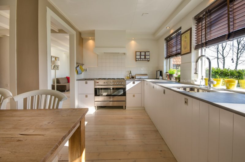 Choosing Window Treatments for Kitchen