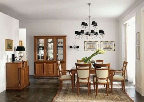 Dining Room Design From VENETO