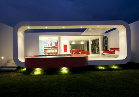Villa Design in Peru