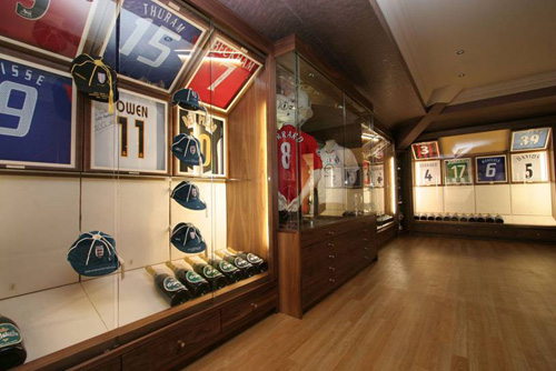 Private Museum- Steven Gerrard Mansion house