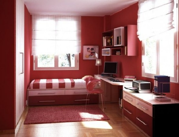 cute teen room for girly