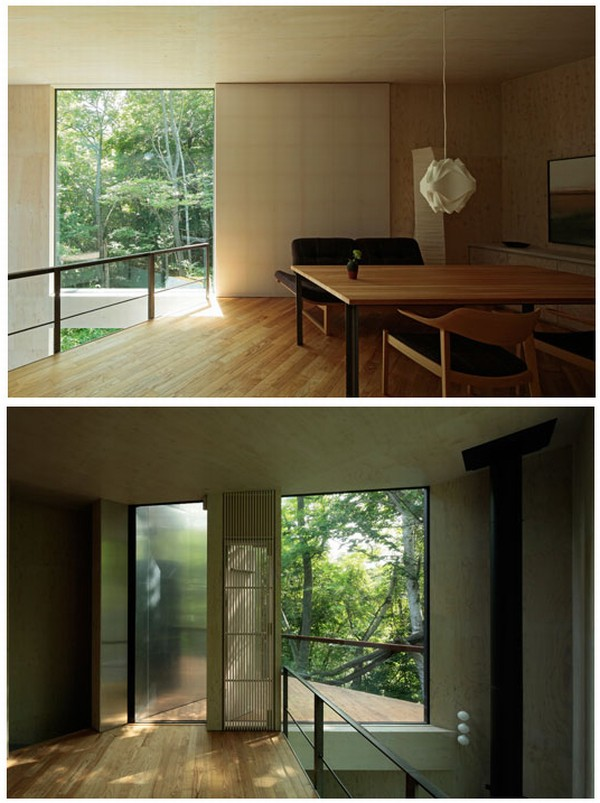 Ordinary House by Akasaka Shinichiro-interior
