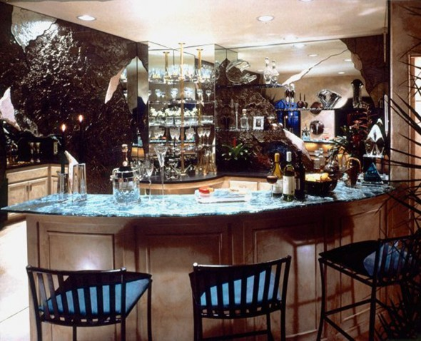 luxury home bar design inspiration