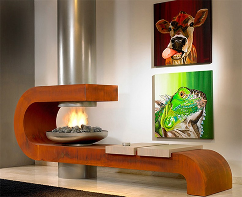 Fireplaces ModusDesign