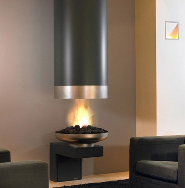 Modern Fireplaces Sleek Modus Design