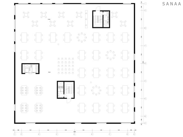 Plan Zollverein School