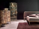Trendy Walnut Beds Balanced and harmonious from Ceccotti Collezioni view